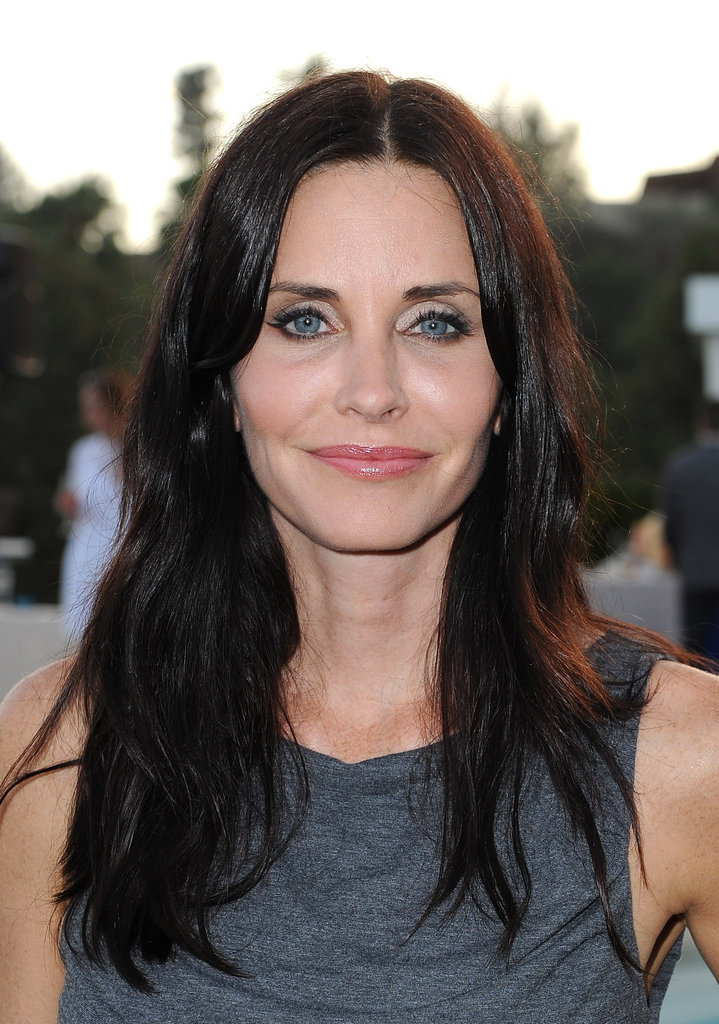 """Courteney Cox was honest about her challenges in 2004: """"I get pregnant pretty easily, but I have a hard time keeping them."""""""