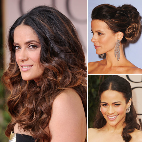 Celebrity Hair Secrets of the Golden Globes