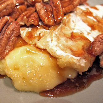 Baked Brie Recipe With Pecans