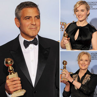 Best Quotes From Golden Globe Winners 2012