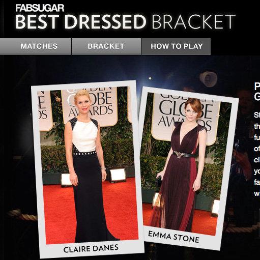 Sugar Network Golden Globe Awards Coverage 2012