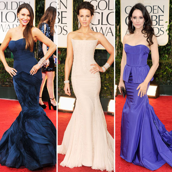 Golden Globes Trend Report: Corset Bodices