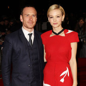 Michael Fassbender and Carey Mulligan Red Carpet Pictures at London Film Critics' Circle Awards