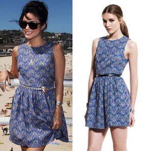 Vanessa Hudgens Wears Bec & Bridge To a Photo Call in Bondi Beach