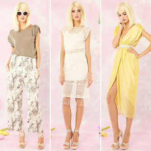 Alice + Olivia Spring 2012 Pictures