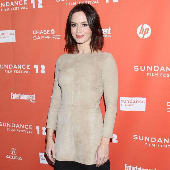 Emily Blunt at Sundance Film Festival Pictures