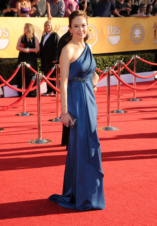 Diane Lane at the SAG Awards