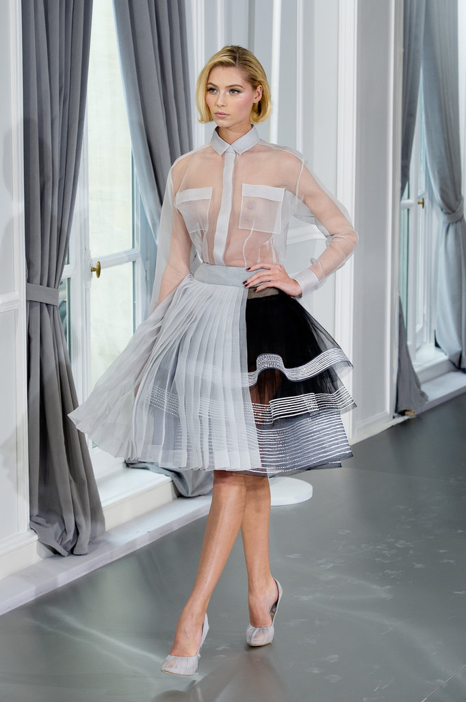 Christian Dior Couture Spring 2012