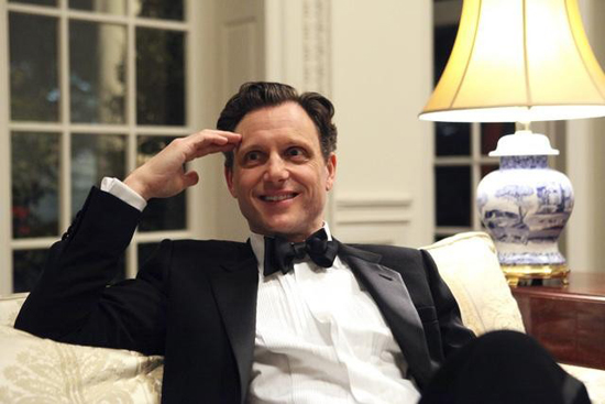 Tony Goldwyn in Scandal.