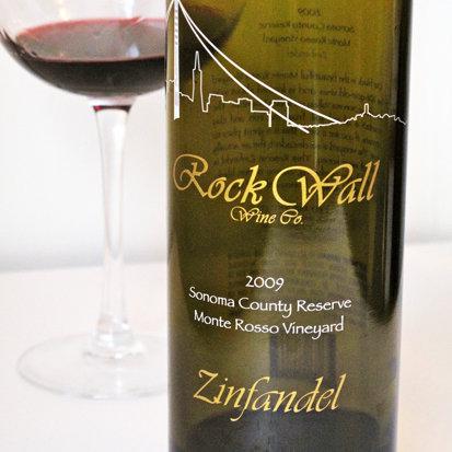Wine Recommendations: Rock Wall Zinfandel, Avissi Prosecco
