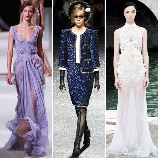 See 100 of the Most Beautiful Looks From Couture Fashion Weeks Past!