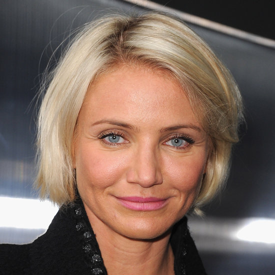Cameron Diaz at Chanel