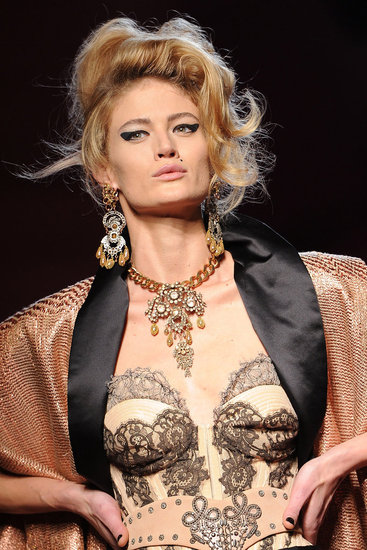 Jean Paul Gaultier Spring 2012 Couture
