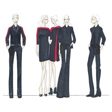 Prabal Gurung's New Sephora Uniforms