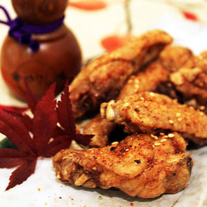 Soy Ginger Chicken Wings Recipe