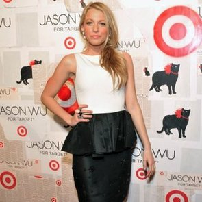 Blake Lively Pictures at Jason Wu Target Event