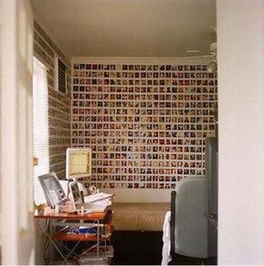 Kids Craft Polaroid Wall