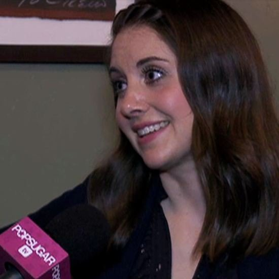 Alison Brie Interview on Community and Mad Men