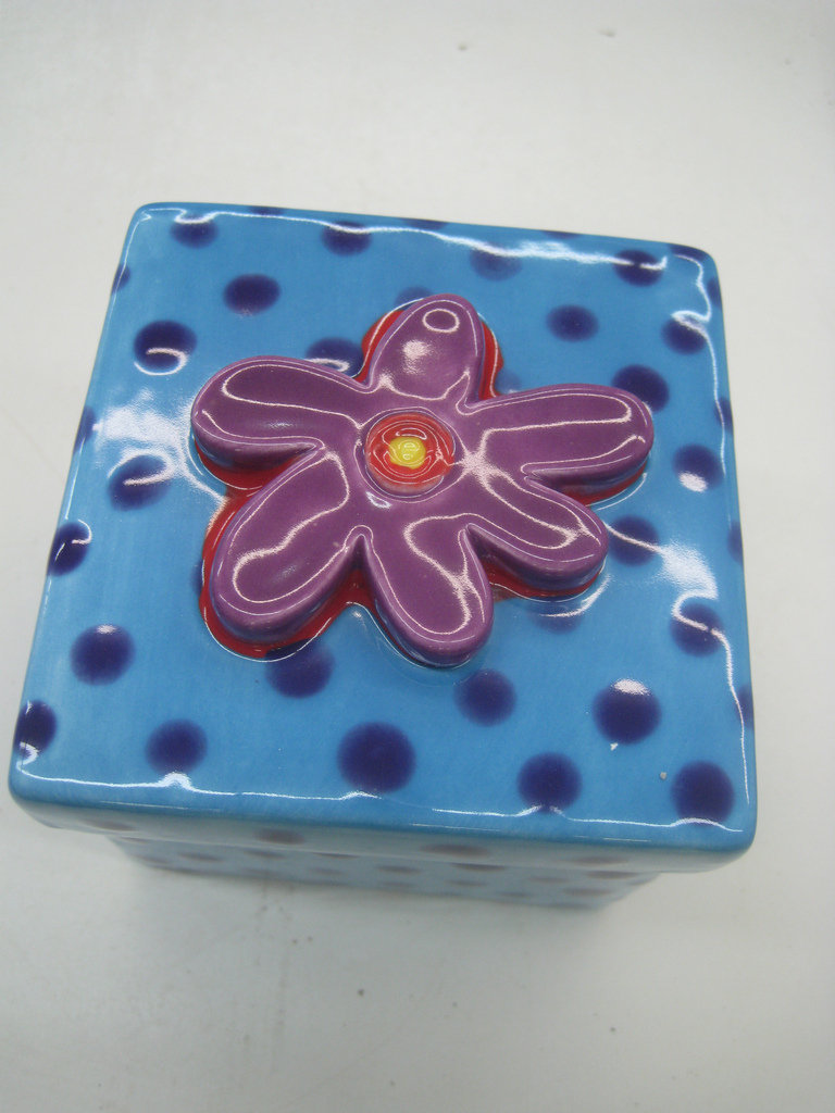 Take a Pottery Painting Class