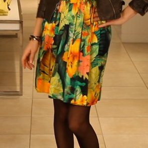 How to Wear Bold Floral Prints