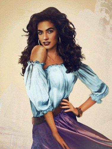 """""""Real Life"""" Esmeralda"""