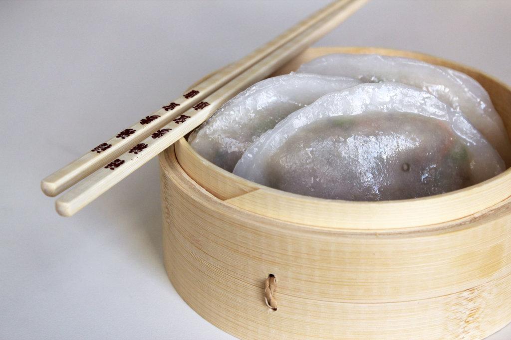 Fun Kor (Also Known as Teochew Dumplings)
