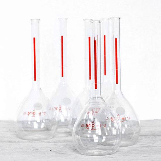 Lab Beaker Vases