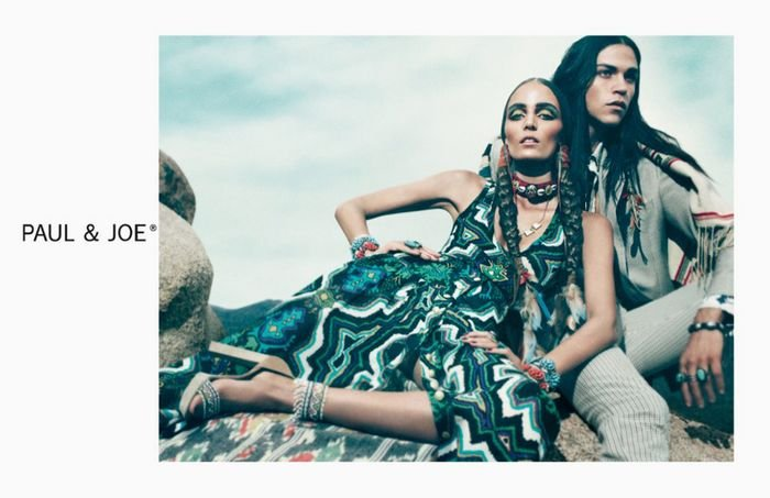 Paul & Joe Spring 2012 Ad Campaign