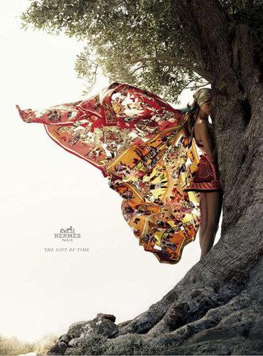 Hermès Spring 2012 Ad Campaign