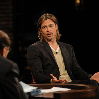 Brad Pitt on Inside the Actors Studio