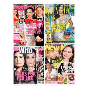 Australian Weekly Magazine Round Up for February 6th 2012 With Grazia Australia, Who, Woman's Day and New Idea