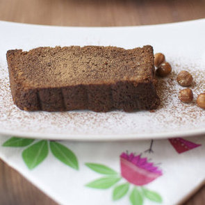 Nutella Pound Cake Recipe