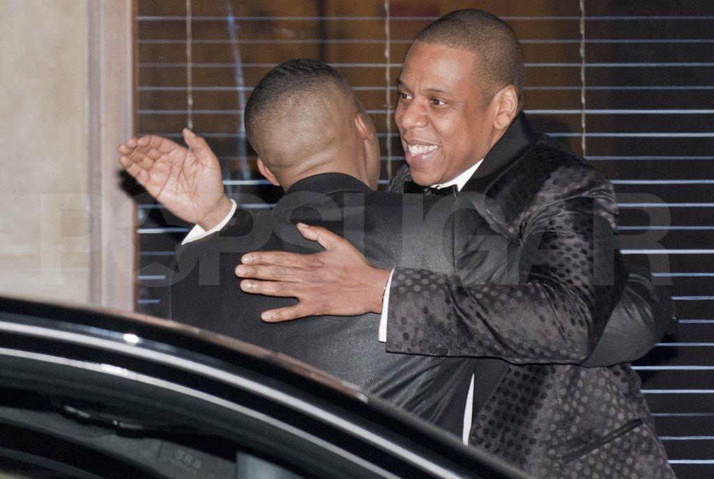 Jay-Z said bye to Nas.