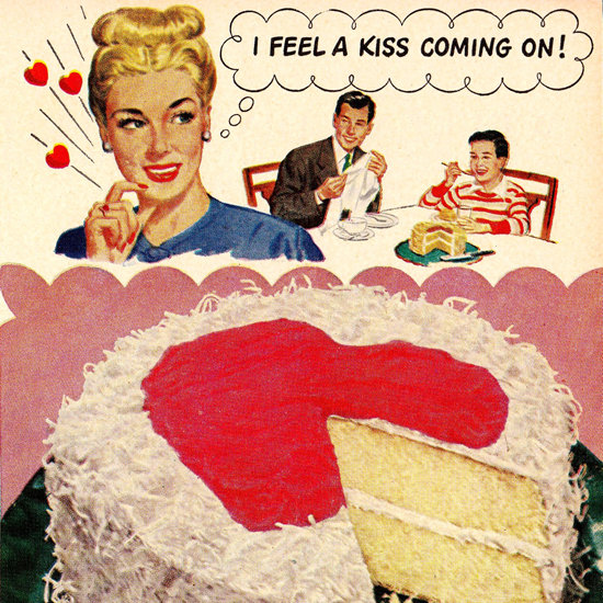 vintage valentine photos