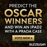 Predict the Oscar Winners and Win an iPad 2 and Prada Case!