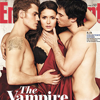 The Vampire Diaries Stars on Entertainment Weekly (Video)