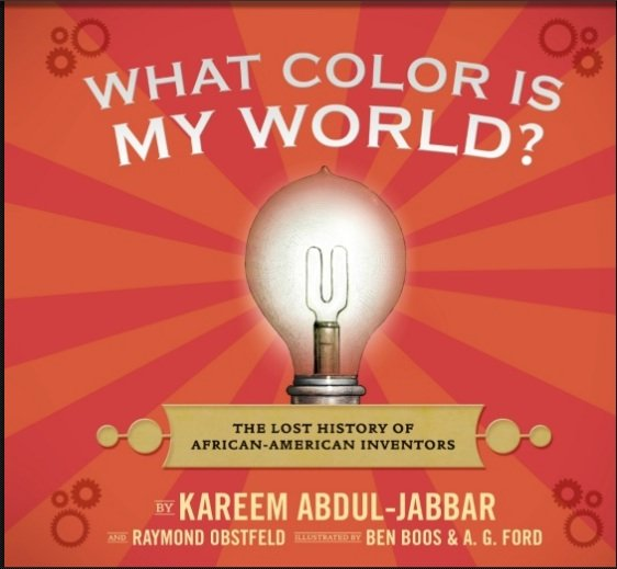 A Story of Innovation: <b>What Color is My World?</b>