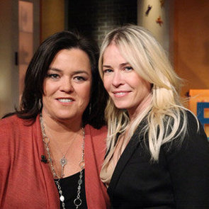 Chelsea Handler on Rosie O'Donnell