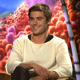 Zac Efron Talks The Lorax and Matthew McConaughey