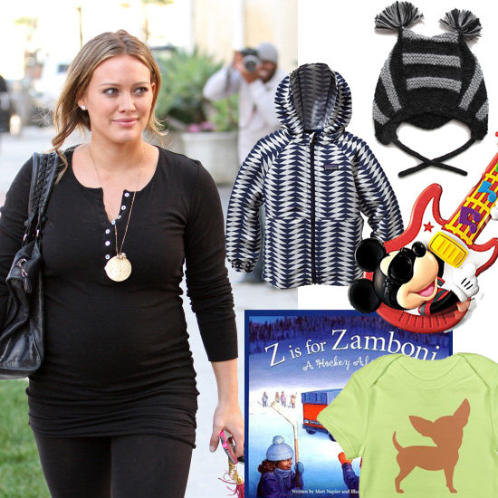 Hilary Duff Baby Gifts