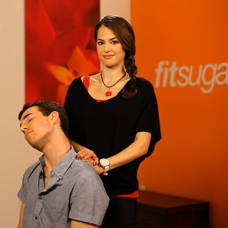 Learn how to give massages how to give a great neck massage popsugar