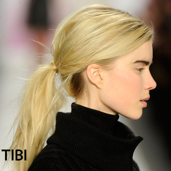 Tibi Fall 2012 Beauty Look