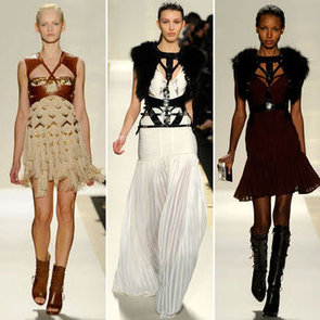 Herve Leger by Max Azria Runway Fall 2012