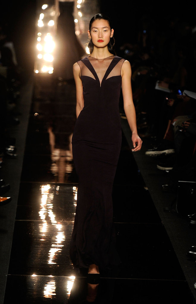 2012 Fall New York Fashion Week: Monique Lhuillier