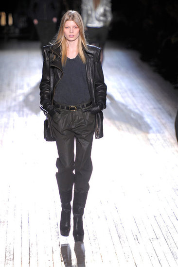 Theyskens' Theory Runway 2012 Fall