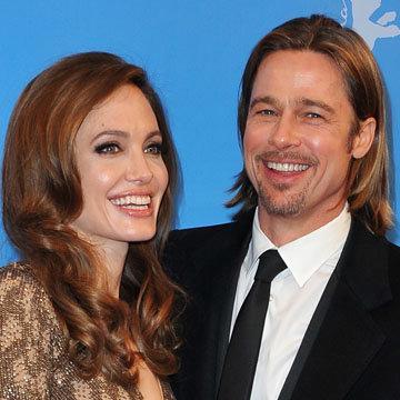 Brad Pitt and Angelina Jolie in Berlin Video