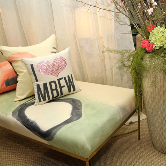 Rooms Inspired by Mercedes Benz Fashion Week Lounge