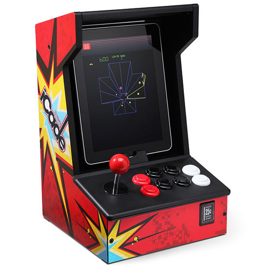 Retro Arcade Accessories For Your iDevices
