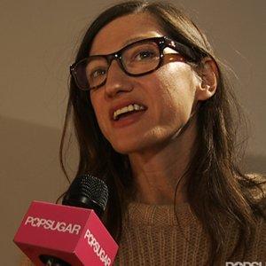 Jenna Lyons Interview Fall 2012 NYFW