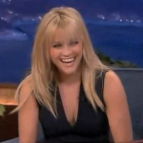 Reese Witherspoon Has a Crush on Jennifer Aniston (Video)